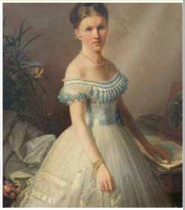 Um das Gemälde fachgerecht restaurieren zu lassen, sammelt der Schlossverein Spenden.