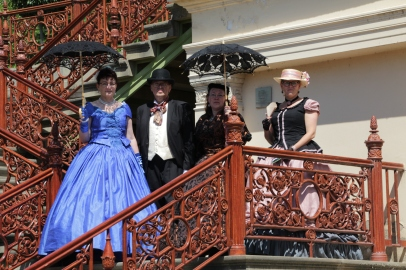 Schlossvereinsaktivitäten zum Welterbetag Foto Jan-Dirck Budden25