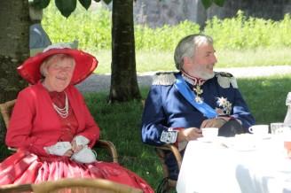 Schlossvereinsaktivitäten zum Welterbetag Foto Jan-Dirck Budden49