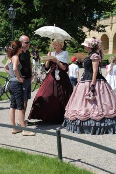 Schlossvereinsaktivitäten zum Welterbetag Foto Jan-Dirck Budden5