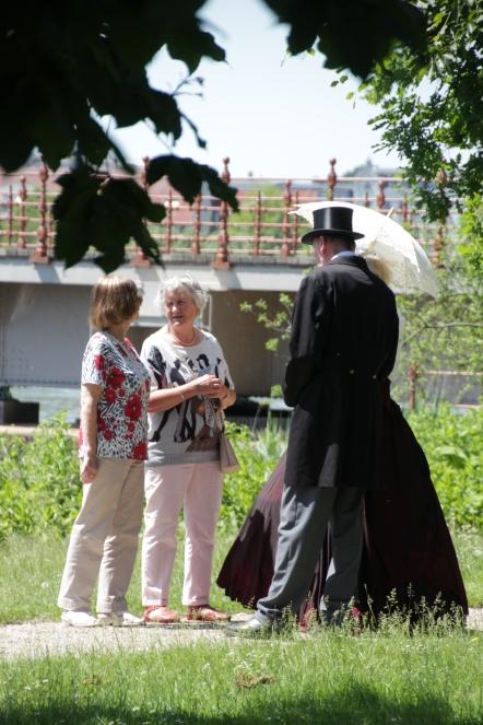 Schlossvereinsaktivitäten zum Welterbetag Foto Jan-Dirck Budden50