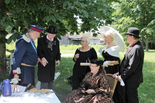 Schlossvereinsaktivitäten zum Welterbetag Foto Jan-Dirck Budden52