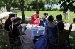 Schlossvereinsaktivitäten zum Welterbetag Foto Jan-Dirck Budden54