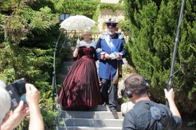 Schlossvereinsaktivitäten zum Welterbetag Foto Jan-Dirck Budden58