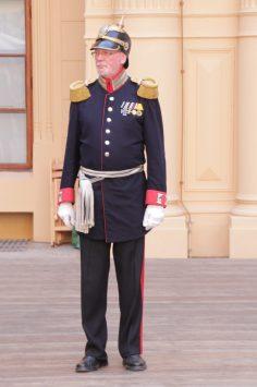 Militäruniformen